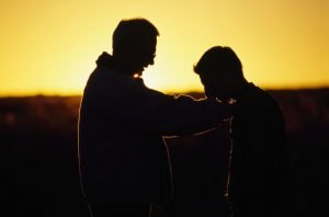 Boy-and-dad-sunset (1)