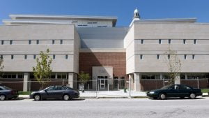 Baltimore City Youth Detention Center