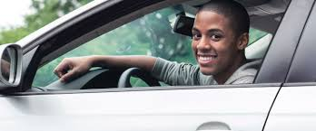 After being released, one of our boys wanted to get his license, but he didn't know how to drive. So, our volunteers did his training hours with him! *Note: this is a stock image, not an image of our newly minted driver""